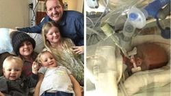Chora na raka oddała życie za dziecko. Wzruszająca historia odważnej, wierzącej matkki - miniaturka