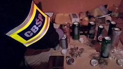 Narkotyki ukryte w puszkach po napojach - miniaturka