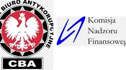 CBA w KNF: Mafijny rak toczy Komisję Nadzoru Finansowego - miniaturka