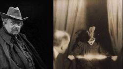 Chesterton o ... przekazach z zaświatów - miniaturka