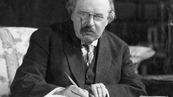 Chesterton: Naród o mocno zakorzenionej religii będzie tolerancyjny - miniaturka