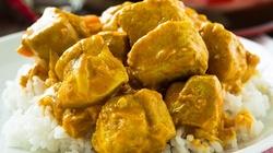 Pomysł na BOMBOWY obiad! Kurczak w sosie curry - miniaturka