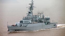Przyjacielska wizyta chińskich okrętów - miniaturka