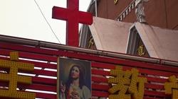Horror w Chinach. Chińscy katolicy szturmują niebo - miniaturka