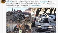 Trzęsienie ziemi w Chorwacji. Zginęło 7 osób - miniaturka