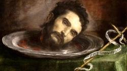 Benedykt XVI: O męczeństwie św. Jana Chrzciciela - miniaturka