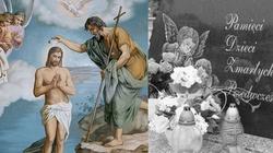 Jaki jest los zmarłych dzieci bez Chrztu Świętego? Oto opinia teologiczna - miniaturka