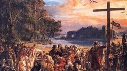 1054 lata temu wraz z chrztem stała się Polska - miniaturka
