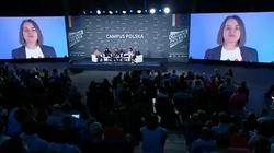 [Wideo] Ciechanouska zaszokowała Campus Polska: Łukaszenka zorganizował przemyt ludzi z Bliskiego Wschodu … - miniaturka