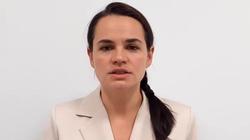 Ciechanouska chce powszechnego strajku. Organizuje komitety przez internet - miniaturka