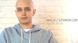 Maciej Cieśla, grafik, którego wspomniał Papież: Życzę Wam, byście cieszyli się życiem - miniaturka
