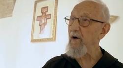 Znany egzorcysta o. Cipriano de Meo w Niepokalanowie - miniaturka