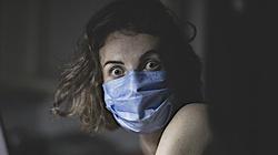 Zakaz zasłaniania twarzy przyłbicami i szalikami. ,,Nie będzie miękkiego podejścia'' - miniaturka