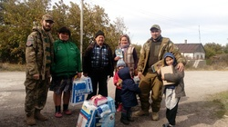 Kościół katolicki na Ukrainie dziękuje Polsce za pomoc - miniaturka