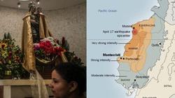 Wielki cud w Ekwadorze - Maryja osłoniła ludzi swoim płaszczem - miniaturka