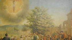 Ponad dwa tysiące osób zobaczyło na niebie ukrzyżowanego Jezusa Chrystusa! - miniaturka