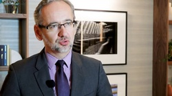 ,,Wszystkie ręce na pokład!'' Dr Adam Niedzielski komentuje swoją nominację - miniaturka