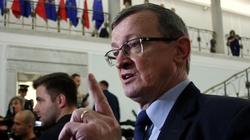 T. Cymański o obstrukcji opozycji: Bezrozumna blokada - miniaturka