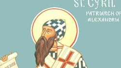Cyryl Aleksandryjski - stróż wiary, ,,pieczęć Ojców'' - miniaturka