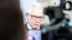 Zdecydowane stanowisko MSZ. ,,Decyzja o wycofaniu polskich wojsk z Iraku byłaby kompromitująca'' - miniaturka