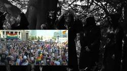 """Szokujące! Odprawiono satanistyczną mszę w intencji """"Parady Równości"""" w Warszawie - miniaturka"""