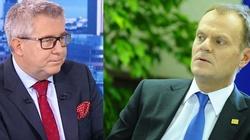 Czarnecki: Tusk nie ma szans w wyborach w Polsce. Będzie wysłannikiem UE do Burkina Faso - miniaturka