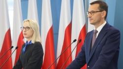 Kuźmiuk: Minister Czerwińska zabiera głos. Czy teraz ustaną spekulacje? - miniaturka