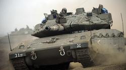 Żydowskie czołgi nie dla kobiet - miniaturka