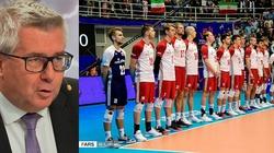 Ryszard Czarnecki faworytem w konkursie na fotel prezesa Polskiego Związku Piłki Siatkowej - miniaturka