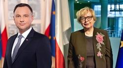 Andrzej Duda o Gersdorf: Ogarnia mnie wstyd - miniaturka