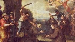 Męczeństwo - wzór chrześcijańskiego męstwa i świętości - miniaturka