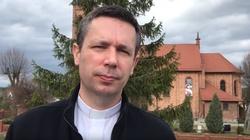 TYLKO U NAS - Ks. Daniel Wachowiak: Sprawa abp. Paetza i oczyszczenie Kościoła - miniaturka