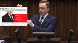Odlot! Joński z KO: J. Kaczyński brał udział w Powstaniu Warszawskim? - miniaturka