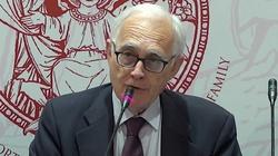 Prof. Roberto de Mattei: Nadchodzi czas oczyszczenia, a Chrystus zwycięży - miniaturka