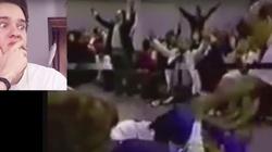 Parodia chrześcijaństwa! Porażające wideo - 'Demony przyjeżdżają do Polski' - miniaturka
