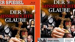Kuriozalne! Der Spiegel: Europa drży przed islamem, a na okładce... krzyż! To się nazywa chrystianofobia - miniaturka
