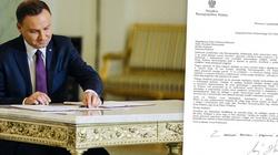 """Andrzej Duda pisze list do studentów! """"Studiujcie przede wszystkim dla siebie"""" - miniaturka"""