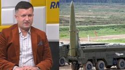 Rosja ściąga wyrzutnie rakiet na granicę z Ukrainą. Gen. Stróżyk: Sytuacja jest niebezpieczna - miniaturka