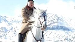 Kim Dzong Un na białym koniu 'planuje wielką operację' - miniaturka