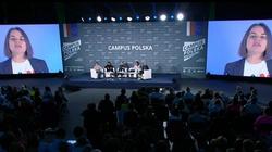 Cichanouska o kryzysie migracyjnym: Łukaszenka chce sprowokować UE - miniaturka