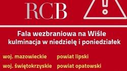 Sytuacja na południu stabilizuje się. RCB ostrzega 4 powiaty - miniaturka