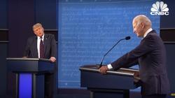 Ostatnie starcie przed wyborami. Trump obiecuje szczepionkę, Biden restrykcje - miniaturka