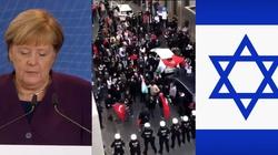 Merkel zaniepokojona dużym wzrostem antysemityzmu w Niemczech - miniaturka