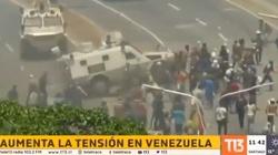 Zbrojne powstanie w Wenezueli. Sytuacja zaostrza się - miniaturka