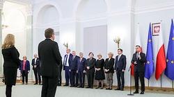 Prezydent powołał prezesów dwóch izb w Sądzie Najwyższym - miniaturka