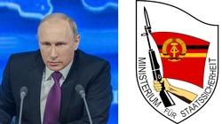 ,,Bild Zeitung'': Putin był agentem ,,Stasi'' - miniaturka