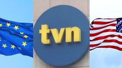 Waszyngton i Bruksela murem za TVN  - miniaturka