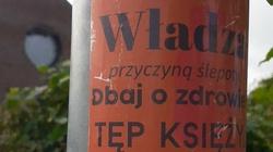 Szokujące! Kolejna akcja w Szczecinie wzywająca do ,,tępienia księży''  - miniaturka