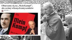 ,,Krytyka Polityczna'' porównuje spuściznę kard. Wyszyńskiego do… ,,Mein Kampf'' Hitlera  - miniaturka