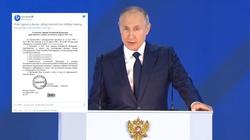 Mobilizacja w Rosji. Putin wzywa rezerwistów - miniaturka